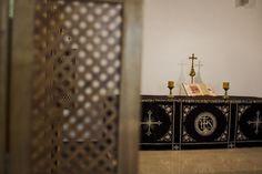 Wnętrze kościoła św. Jacka oo. Dominikanów w Rzeszowie - kaplica Spowiednicy, fot. Marcin Mituś #dominikanie #jacek #kościół #modlitwa #świątynia #Rzeszów # #spowiedź #konfesjonał