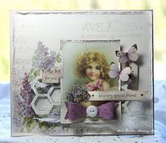 Crafting ideas from Sizzix UK: ..for you...