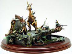 U.K. 2003 - Scène de Bataille - Demon Winner, le site non officiel du Golden Demon