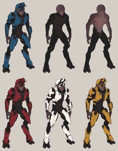 Sangheili by Just-Rube on DeviantArt Character Concept, Character Design, Halo Armor, Halo Series, Monster Concept Art, Alien Design, Halo 5, Red Vs Blue, Futuristic Design
