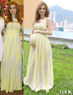 Baby-Dusche oder Partykleid mit Babybump Vestido Para Embarazo Source by ilkaydal Maternity Gowns, Stylish Maternity, Maternity Fashion, Vestidos Para Baby Shower, Baby Shower Dresses, Pregnancy Looks, Pregnancy Outfits, Pregnancy Dress, Dresses For Pregnant Women