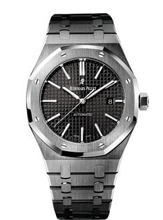 The Brand New Royal Oak 41mm - The Watch To Buy in 2012