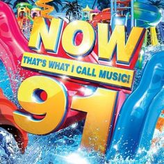 Various Artists NOW That's What I Call Music! 91 2CD  #OneAsiaAllEntertainment #852Entertainment