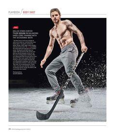 Tyler Seguin • ESPN The Magazine 03/17/2014