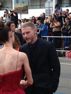 Sean Harris at Cannes ~ Macbeth 2015