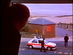 "Scene from ""A High Profile"", filmed in Fleetwood"