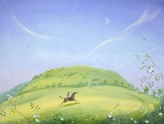 Nicholas Hely Hutchinson | The Bolting Horse by Hambledon Hill