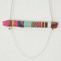 Wood Connected Collection by LOVISA LINDSTROM - make a mobile inspired by this?