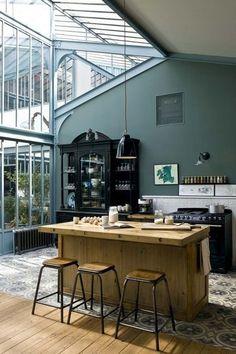 Amazing Loft kitchen