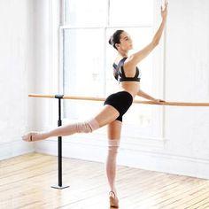 Sweet and Feminine Barre-Ready Ballet Class Gear | SELF