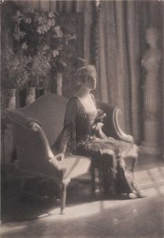 New York City, Portrait of Mrs. John Jacob Astor ~ {Madeleine Force, 18}, was the wife of millionaire John Jacob Astor , they had been on an extended honeymoon in Egypt and Paris, and in the spring of 1912, decided to return to America as First Class passengers on board the brand new Titanic .