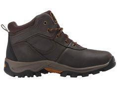 f149058ac899 Timberland Kids Mt. Maddsen Mid Waterproof (Big Kid) Boys Shoes Dark Brown