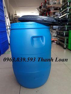 Công ty Phước Đạt chuyên cung cấp phuy nhựa, thùng nhựa đựng hóa chất các loại, phuy nhựa công nghiệp mẫu mã đa dạng