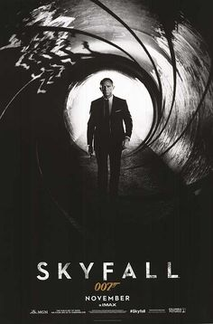 Daniel Craig - #23 Skyfall (2012), on Bond's 50th anniv.