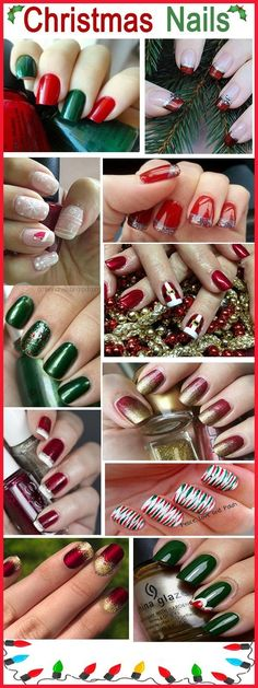 Teeth health nails eye makeup