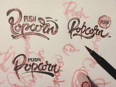 Pushpopcorn