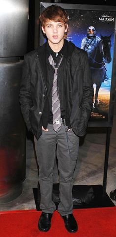 Max Thieriot Picture 2 - The Warner Bros. Premiere of The Astronaut Farmer - Arrivals