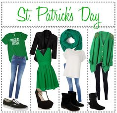 164 Best St Patricks Day Outfit Images Ootd Outfit Of The Day