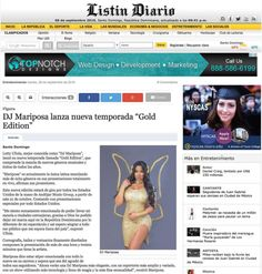 DJ Mariposa lanza nueva temporada Gold Edition  DJ Mariposa...