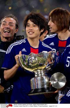 Atsuto Uchida @ AFC Asia Cup 2011 Final