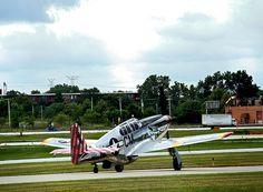 7.27.13 -- CHICAGO EXECUTIVE AIRPORT, WW2 AVIATION