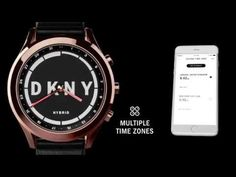 Coming Soon: DKNY Minute Hybrid Smartwatch