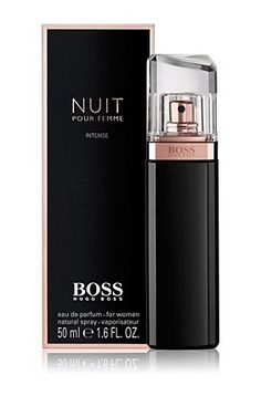 Eau de Parfum BOSS Nuit Intense 50ml, Assorted-Pre-Pack