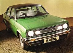 Some were ridiculed during their lifetime, others highly revered. We take a look at ten of the top British Leyland saloons and hatches Morris Marina, Morris Oxford, Lotus Elite, Strange Cars, Fiat 850, Aussie Muscle Cars, Aston Martin Db5, Cars Uk, Commercial Vehicle