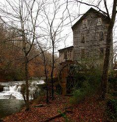 Fall River Mill, Fall River, TN