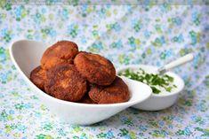 Diós-édesburgonyás fasírt Diet Recipes, Vegan Recipes, Sweet Potato, Paleo, Food And Drink, Low Carb, Potatoes, Breakfast, Healthy