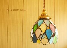 式吊墜光色|照明(光)燈|布魯姆玻璃|手工郵購銷售Creema