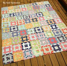 Churn Dashing and Football - My Quilt Infatuation
