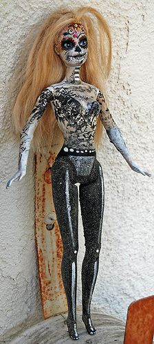 So fantastically awesome!!! - dead Barbie by tricia_anders, via Flickr