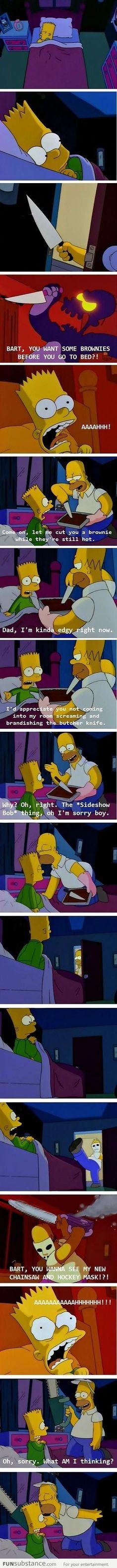 This made me laugh! > Homer Simpson - The Original Troll Dad
