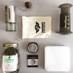 new purposefull filter for my #aeropress. I try to find out the differences @purposefull_products #nordcoastcoffeeroastery #guatemala #comandantegrinder #acaia #hamburg #baristagram #mycoffeeworld http://ift.tt/1Vbg53z