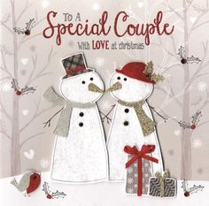 Image result for snowmen couples