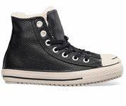 Zwarte Converse boots Converse Boot Mid enkelaarsjes