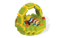 Lego Easter Basket or Easter Bunny