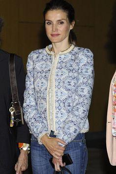 Princess Letizia of Spain....Off duty