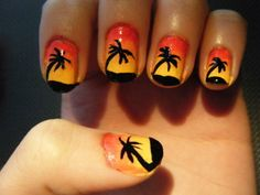 I don't paint my nails...but I would if I could get this done.