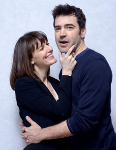 Rosemarie Dewitt and Ron Livingston are the cutest.