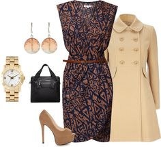 """""""job interview"""" by borntoread ❤ liked on Polyvore"""