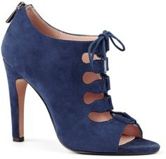 Mandee lace up front heel - on sale for less than $30