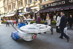 Star Trek Soapbox Racer | Killer Kitsch