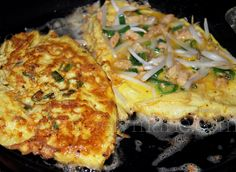 Egg Foo Young- for my hubby