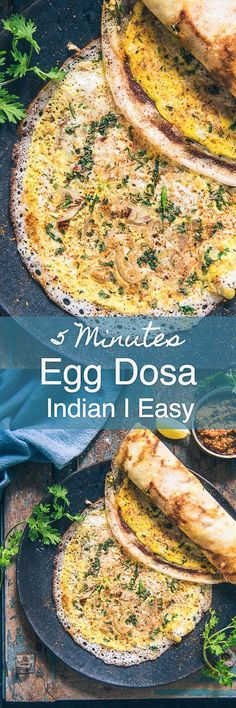 Step By Step Egg Dosa Recipe, How to make Egg Dosa or Mutta Dosa. This recipe is perfect for a healthy breakfast option and is super easy to make. Indian I Breakfast I Recipe Breakfast Sausage Recipes, Healthy Breakfast Options, Best Breakfast Recipes, Brunch Recipes, Healthy Snacks, Healthy Recipes, Breakfast Casserole, Veggie Casserole, Easy Snacks