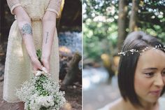 Would You DIY Your Entire Wedding?       Floral Designer: Simply Perfect Flowers