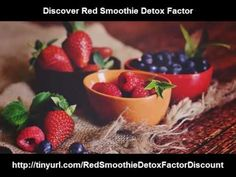 Red Smoothie Detox Factor Discount - Does It Work?