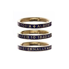 """""""Someday he'll come along, the man I love"""" Bell & Bird Heritage Collection - """"Eternally"""" anniversary Band"""