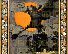 Rare. Jeanne d'Arc. Kay NIELSEN. ART DECO par DandDDigitalDelights